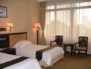 Riyueju Aiqun Hotel Guangzhou - Kamar Tidur