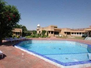 Heritage Resort Bikaner - Swimming Pool