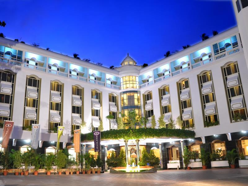 Hotel Sandesh The Prince - Mysore