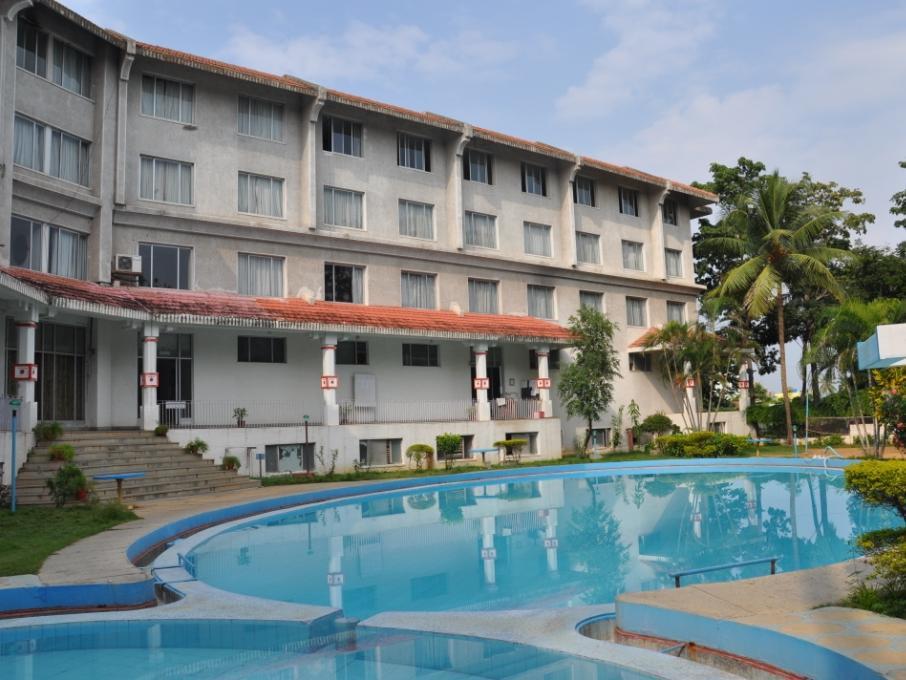 Ramee Guestline Hotel - Hotell och Boende i Indien i Tirupati