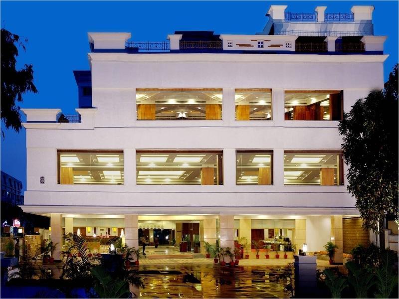 Fortune Vijayawada Hotel - Hotell och Boende i Indien i Vijaywada
