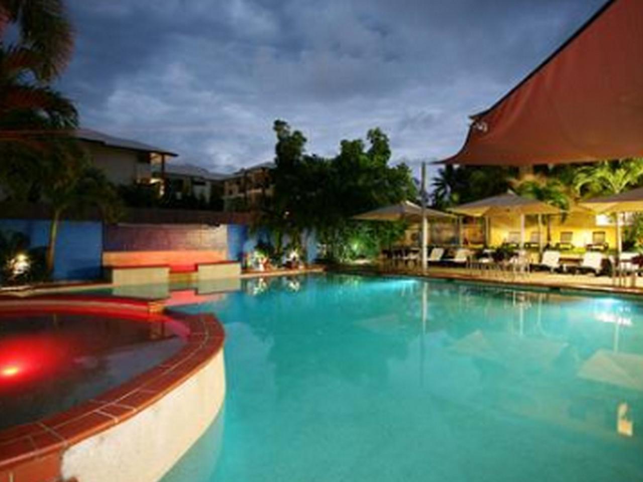 Central Plaza Port Douglas Apartments - Hotell och Boende i Australien , Port Douglas