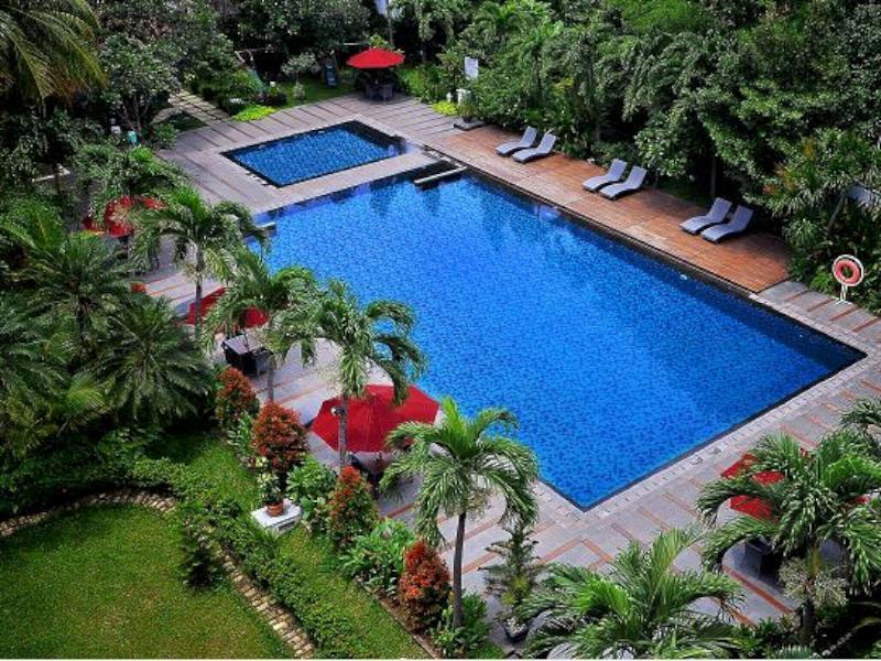 Hotel Santika Cirebon - Hotels and Accommodation in Indonesia, Asia