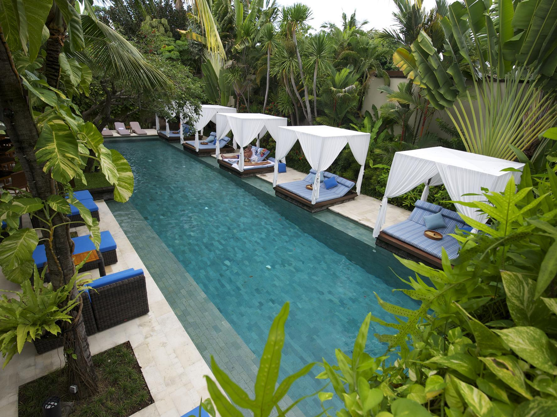 The Elysian Boutique Villa Hotel Bali - Villa - Swimming Pool