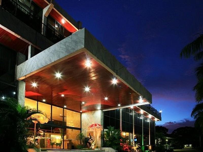 Hotell Hotel Sahid Bandar Lampung