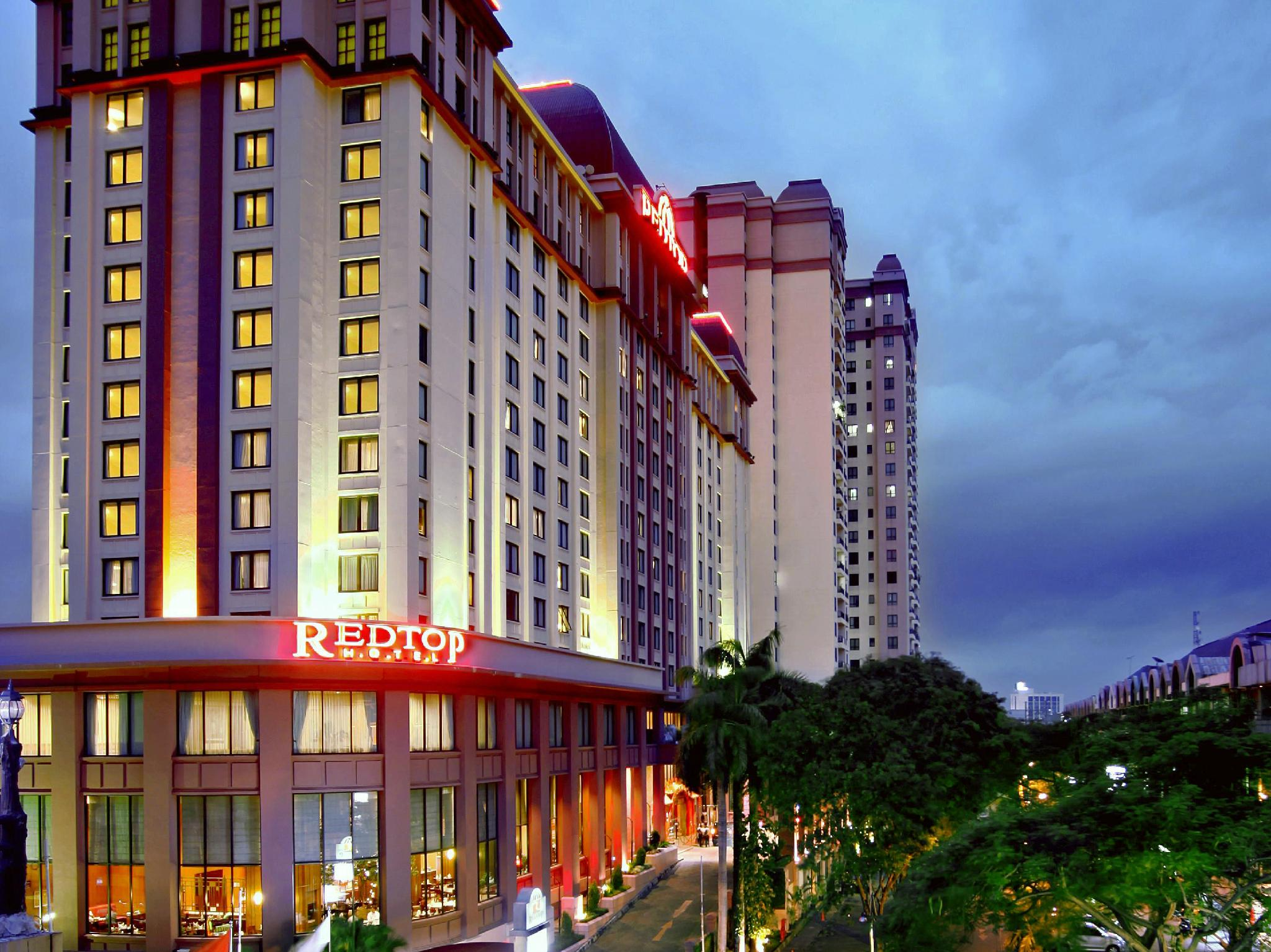 Redtop Hotel - Hotels and Accommodation in Indonesia, Asia