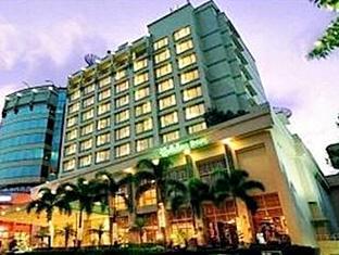 Hotel Trio Bandung - Hotel Exterior