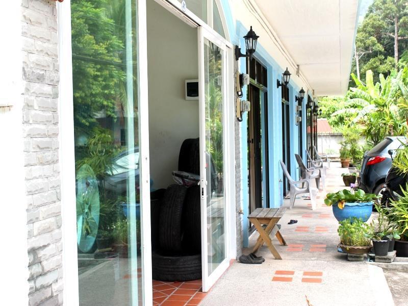Bangwan Apartment - Hotell och Boende i Thailand i Asien