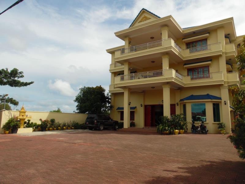Polowai White Sand Guesthouse - Sihanoukville