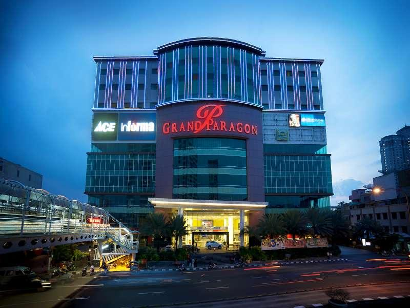 Grand Paragon Hotel - Hotels and Accommodation in Indonesia, Asia
