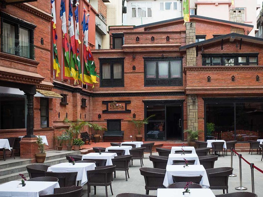 Dalai La Boutique Hotel Thamel Kathmandu Nepal Great Ed Rates