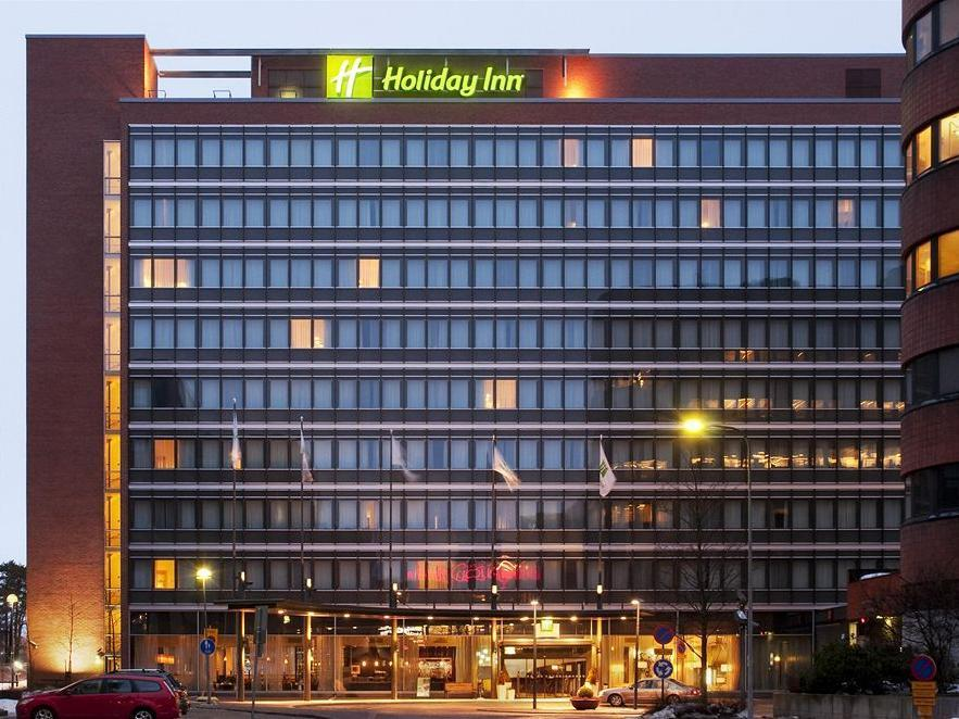 Holiday Inn Helsinki West Ruoholahti Hotel