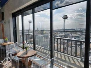 Solo Sokos Hotel Torni Helsinki - Balcony/Terrace