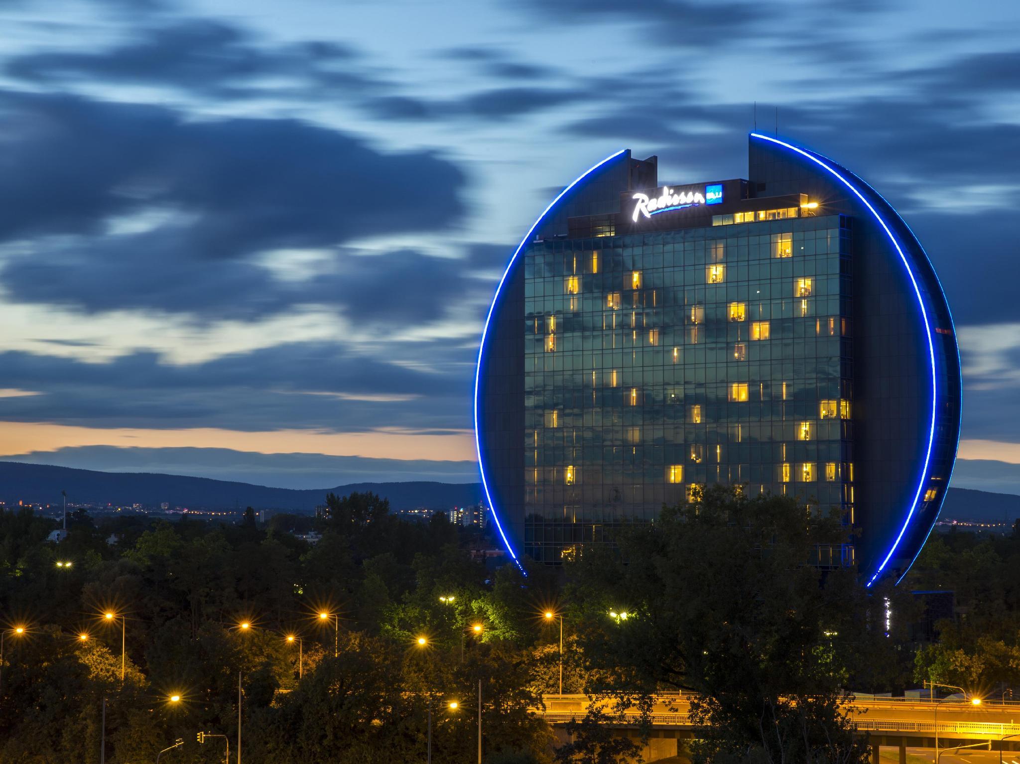 雷迪森藍光飯店 - 法蘭克福