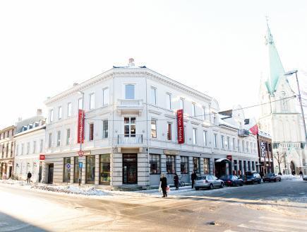 Thon Hotel Wergeland - Kristiansand