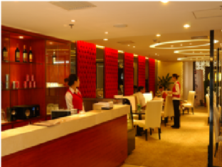China Hotel Accommodation Cheap | Rich Hotel Beijing - Coffee Shop/Cafe