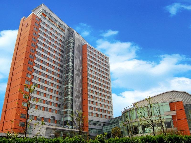 Crowne Plaza Shanghai Fudan Hotel