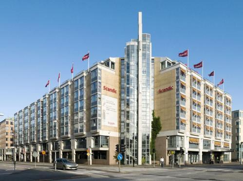 Scandic Crown Hotel Gothenburg