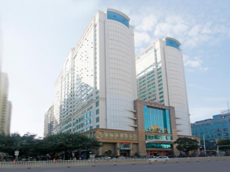 Apollo Hotel - Hotels and Accommodation in China, Asia