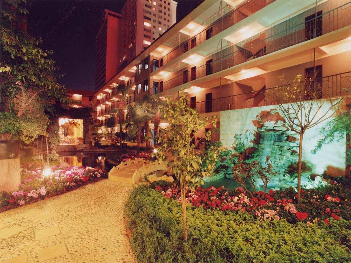 Spring City Inn-Machinery Hotel - Kunming