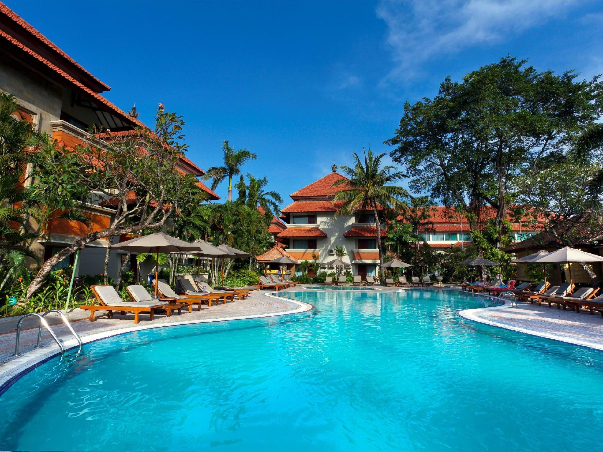 Hotell White Rose Bali Hotels   Villas