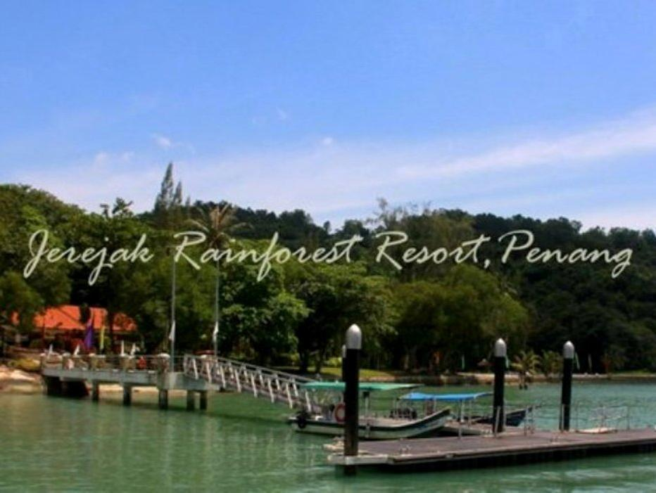 Jerejak Rainforest Resort - Hotels and Accommodation in Malaysia, Asia