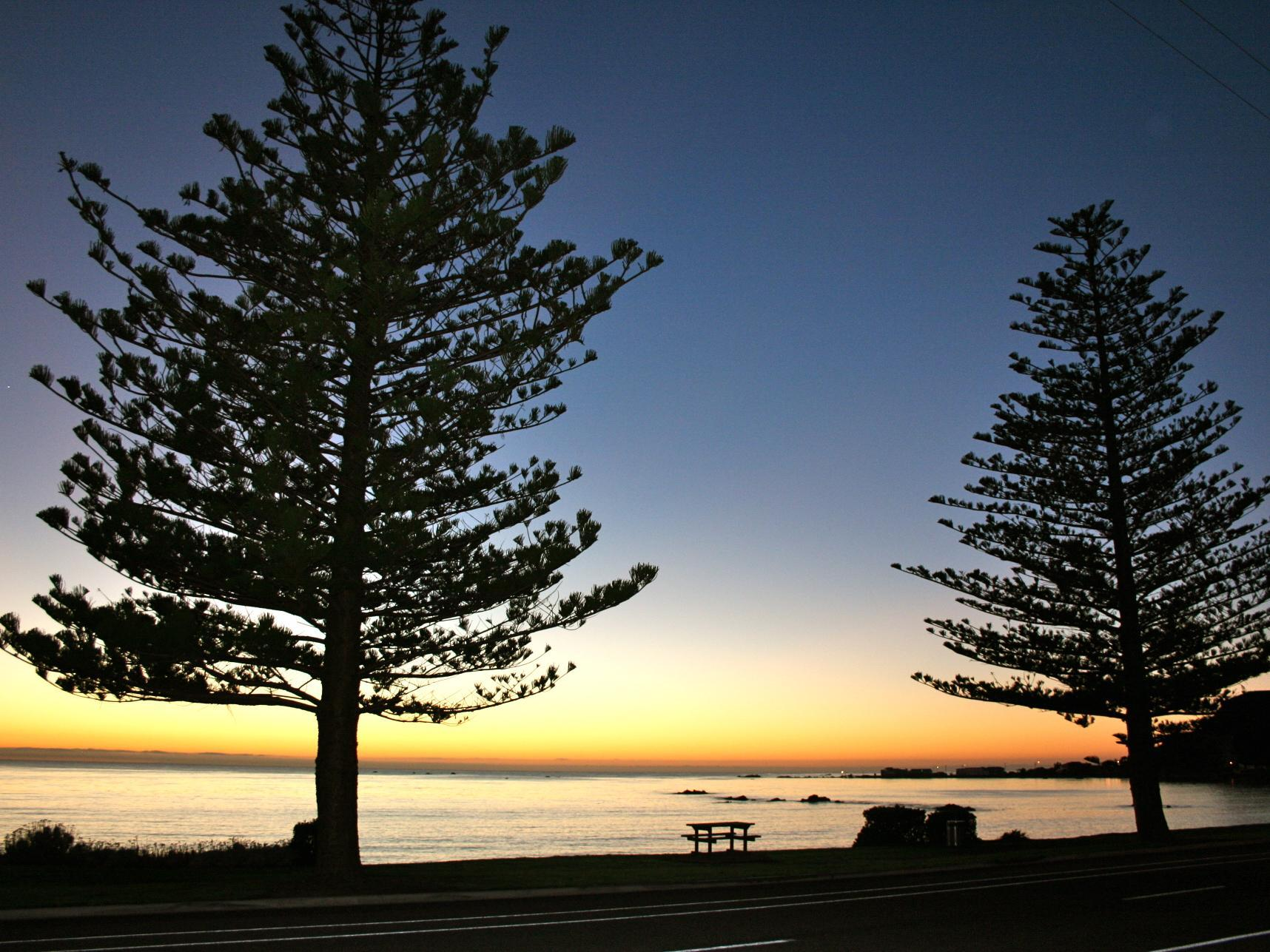 Seaview Motel - Hotels and Accommodation in New Zealand, Pacific Ocean And Australia
