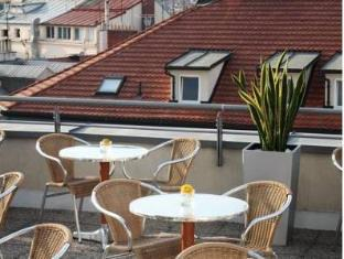 Novotel Praha Wenceslas Square Hotel Prague - Balcony/Terrace