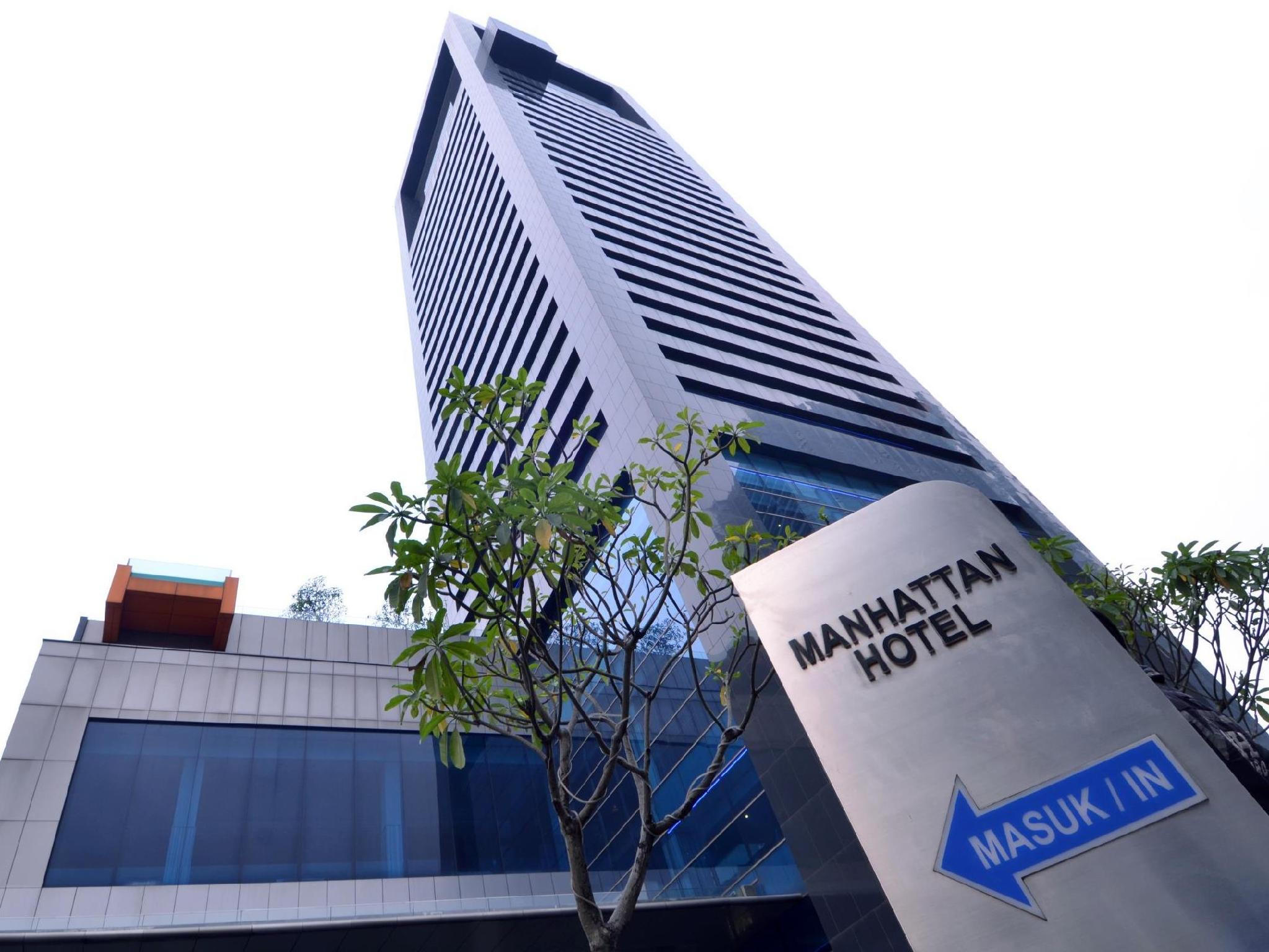 Manhattan Hotel - Hotels and Accommodation in Indonesia, Asia