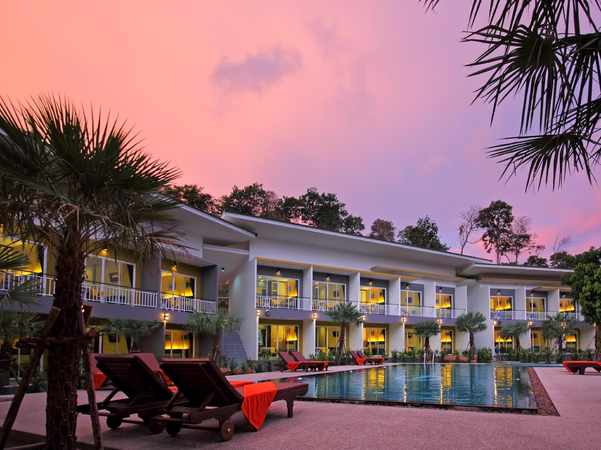 Gypsy Sea View Resort - Koh Phi Phi