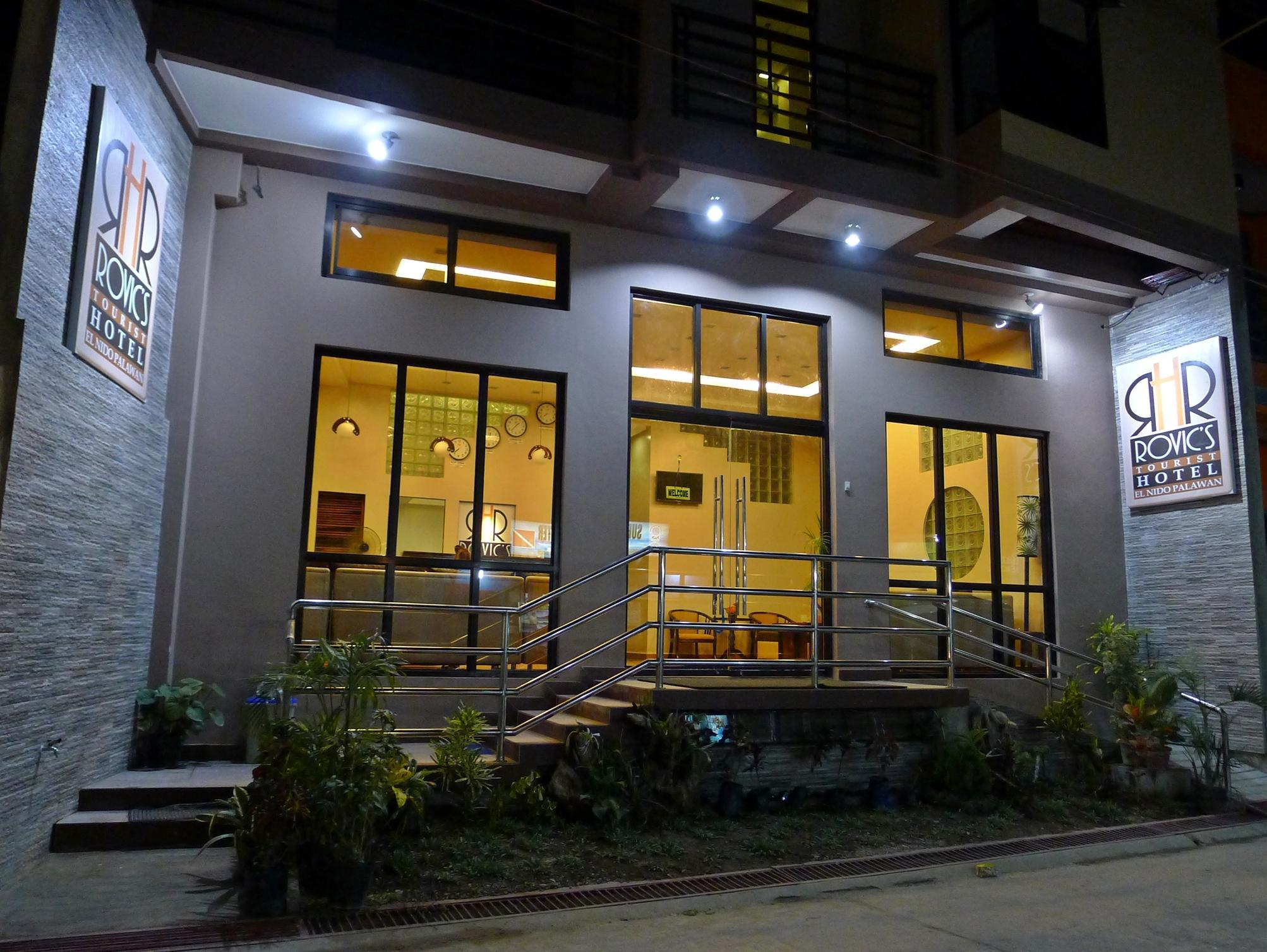 Rovic's Tourist Hotel - Hotels and Accommodation in Philippines, Asia