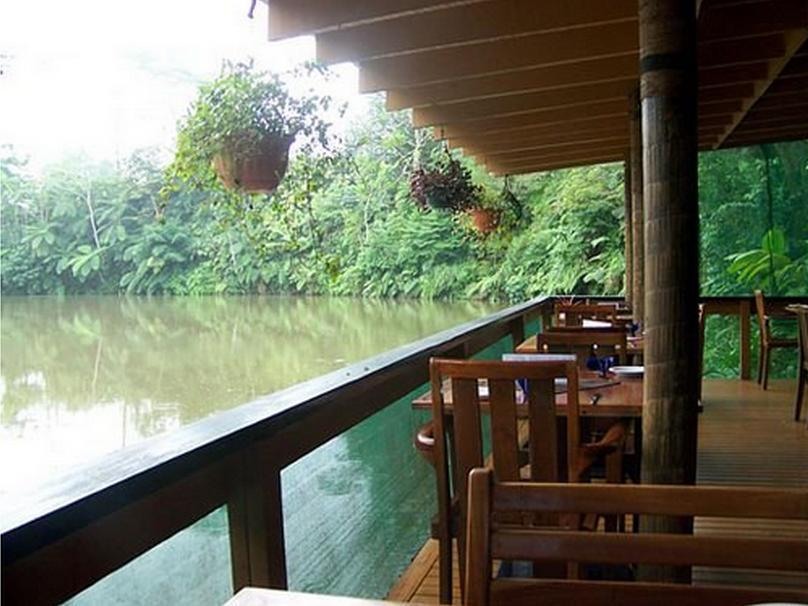 Colo-I-Suva Rainforest Eco Resort - Hotels and Accommodation in Fiji, Pacific Ocean And Australia