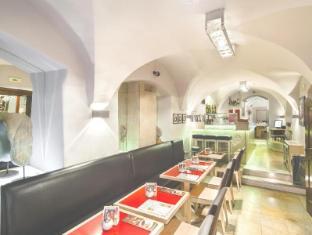 The Golden Wheel Boutique Hotel Prague - Arcadia Cafe