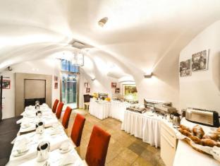 The Golden Wheel Boutique Hotel Prague - Breakfast room