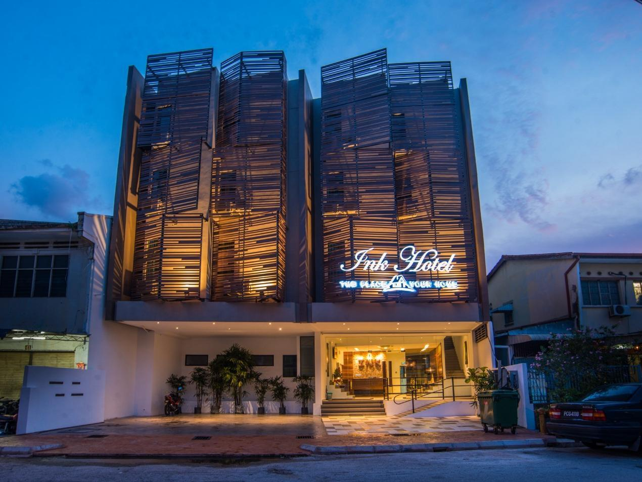 Ink Hotel - Hotels and Accommodation in Malaysia, Asia
