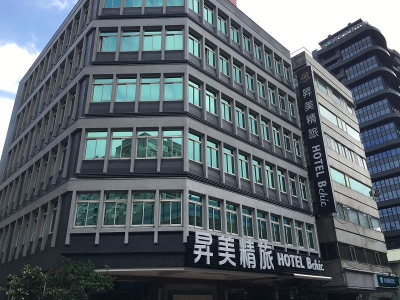 Beauty Hotels Taipei- Hotel Bchic