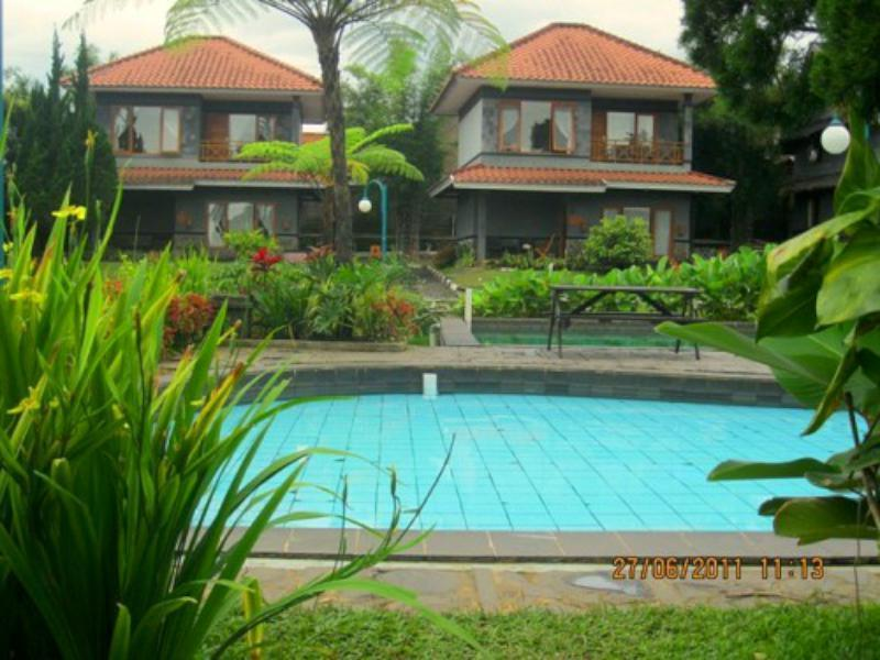 Sari Alam Hot Spring and Resort Hotel - Hotels and Accommodation in Indonesia, Asia