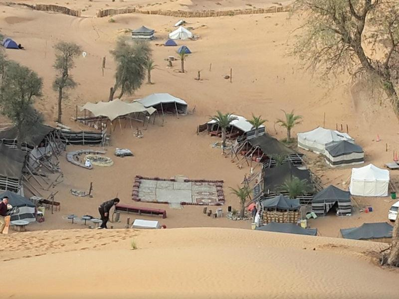Bedouin Oasis Camp - Hotels and Accommodation in United Arab Emirates, Middle East