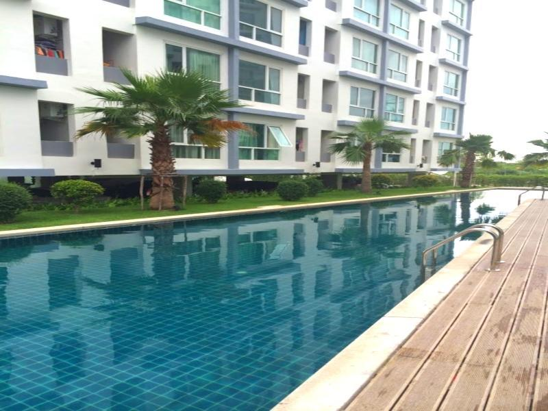 The Idol Condo Bangsaen - Hotels and Accommodation in Thailand, Asia
