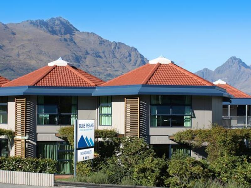 Blue Peaks Lodge - Hotels and Accommodation in New Zealand, Pacific Ocean And Australia