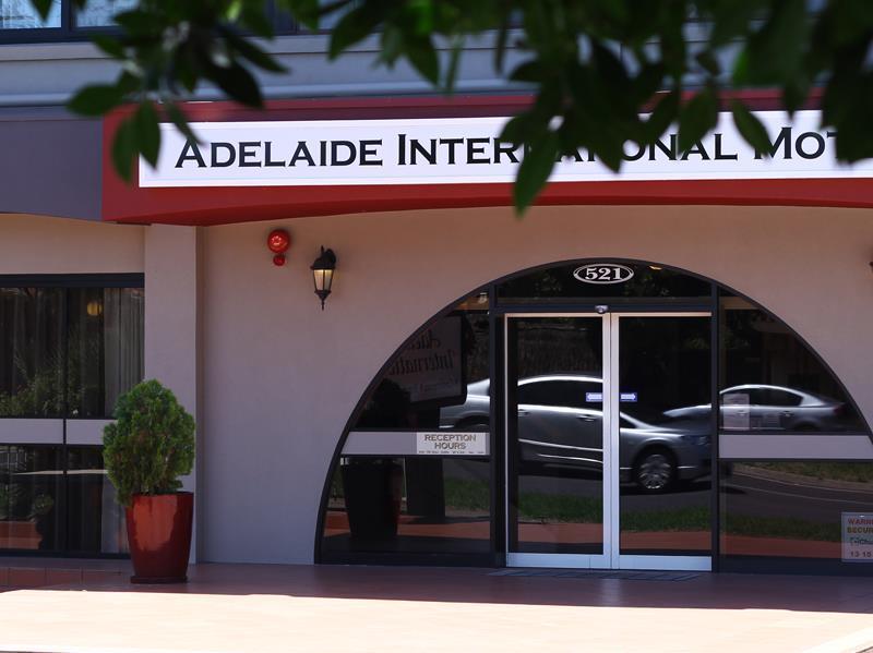 Adelaide International Motel - Hotell och Boende i Australien , Adelaide