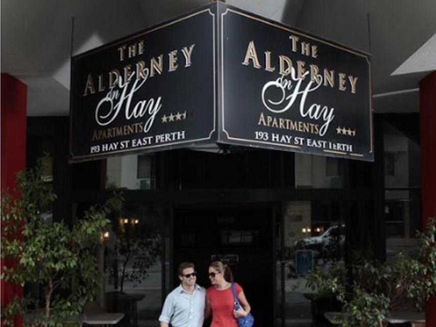 Alderney On Hay Hotel - Hotell och Boende i Australien , Perth
