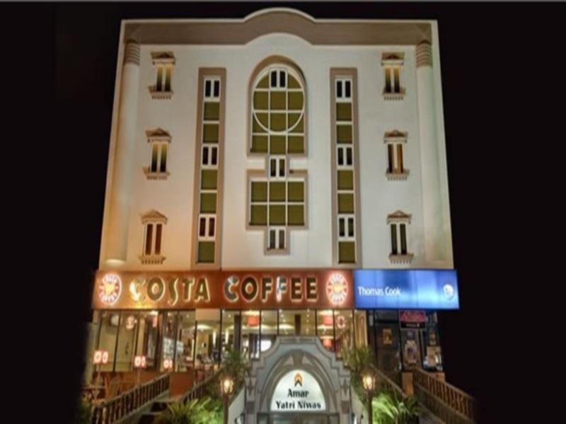 Amar Yatri Niwas Hotel - Hotell och Boende i Indien i Agra