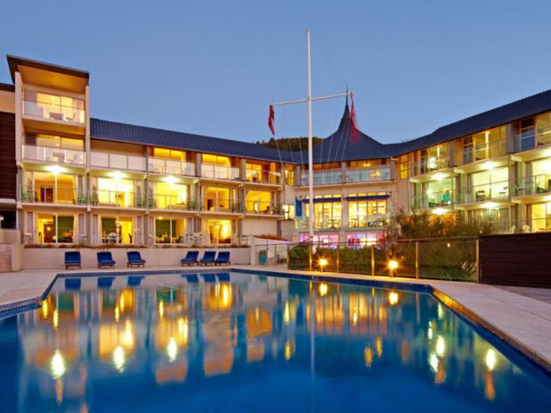 Picton Yacht Club Hotel - Hotels and Accommodation in New Zealand, Pacific Ocean And Australia