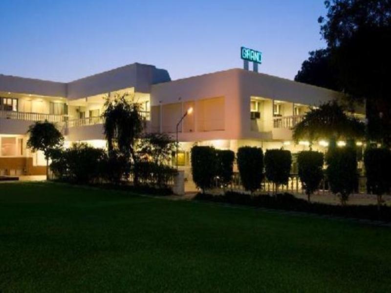 Grand Hotel Agra - Hotell och Boende i Indien i Agra