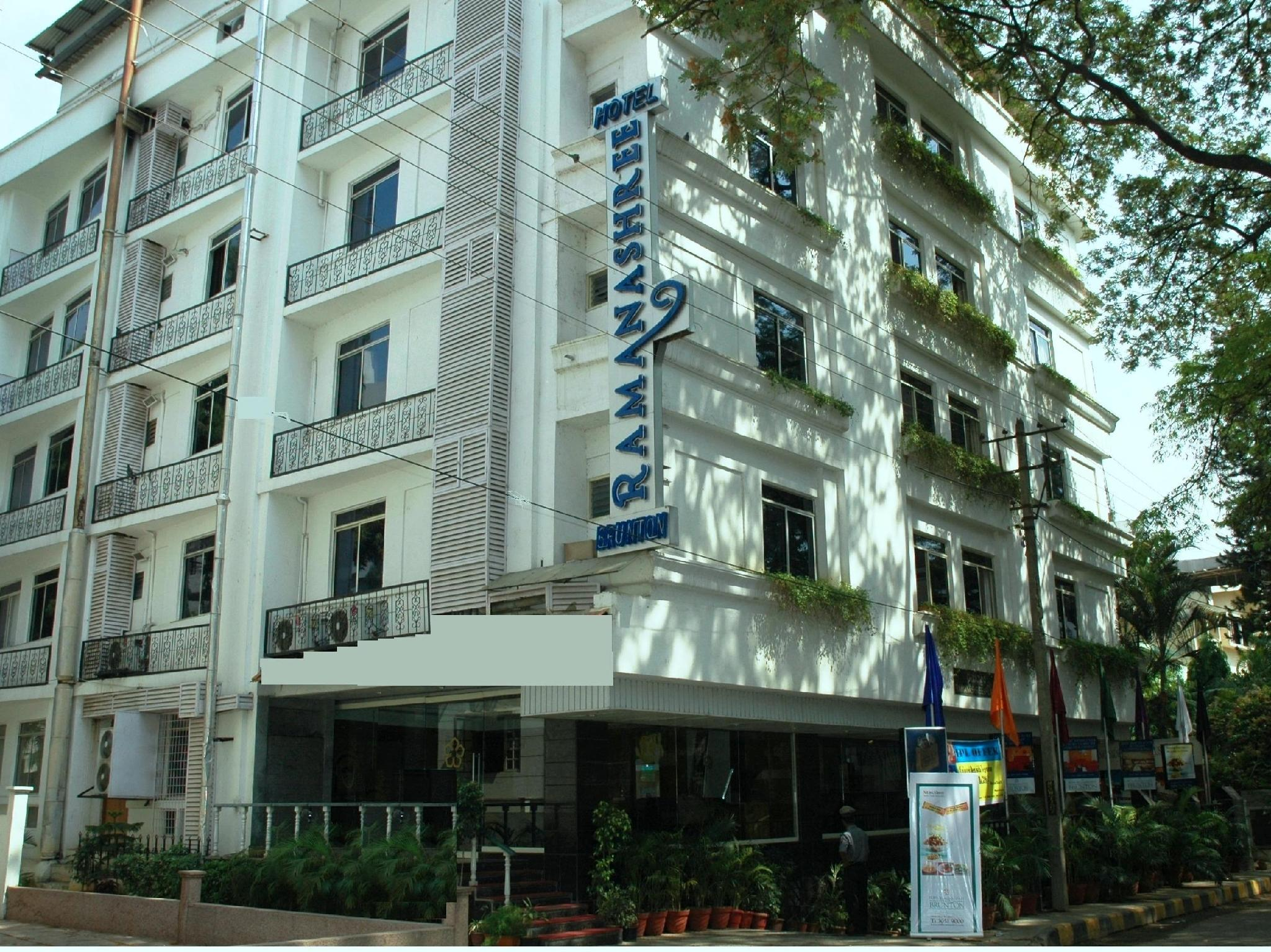Ramanashree Brunton Hotel - Hotel and accommodation in India in Bengaluru / Bangalore