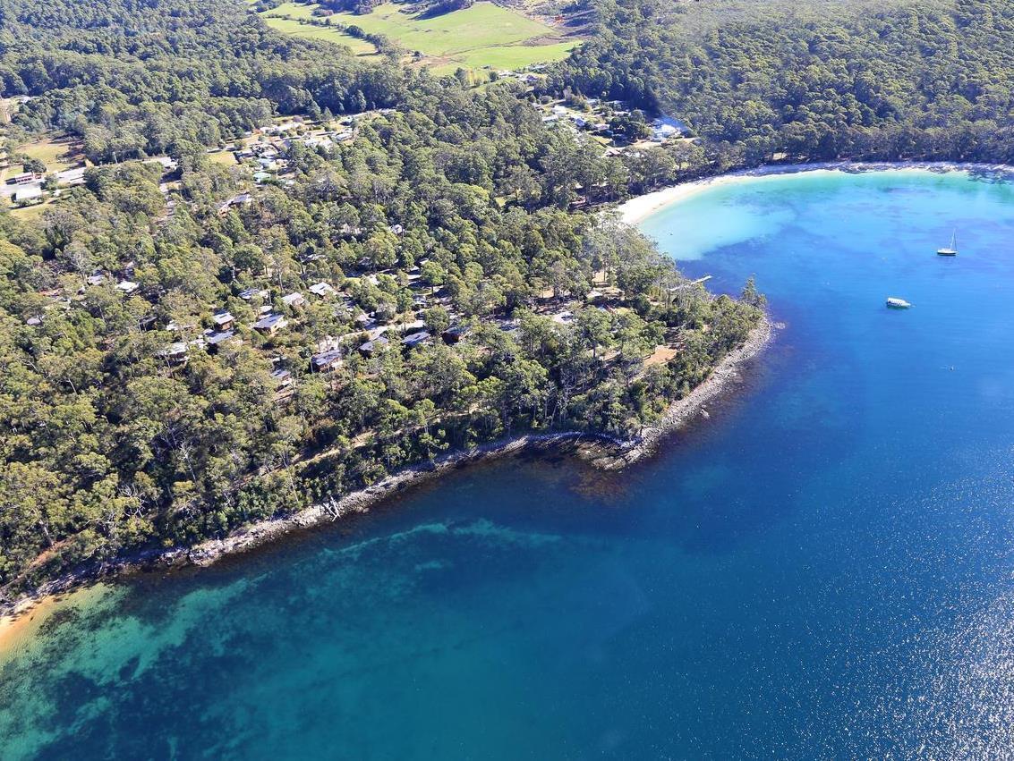 Stewarts Bay Lodge - Hotell och Boende i Australien , Port Arthur