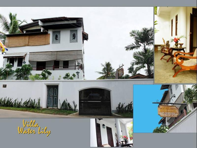 Villa Water Lily - Hotels and Accommodation in Sri Lanka, Asia