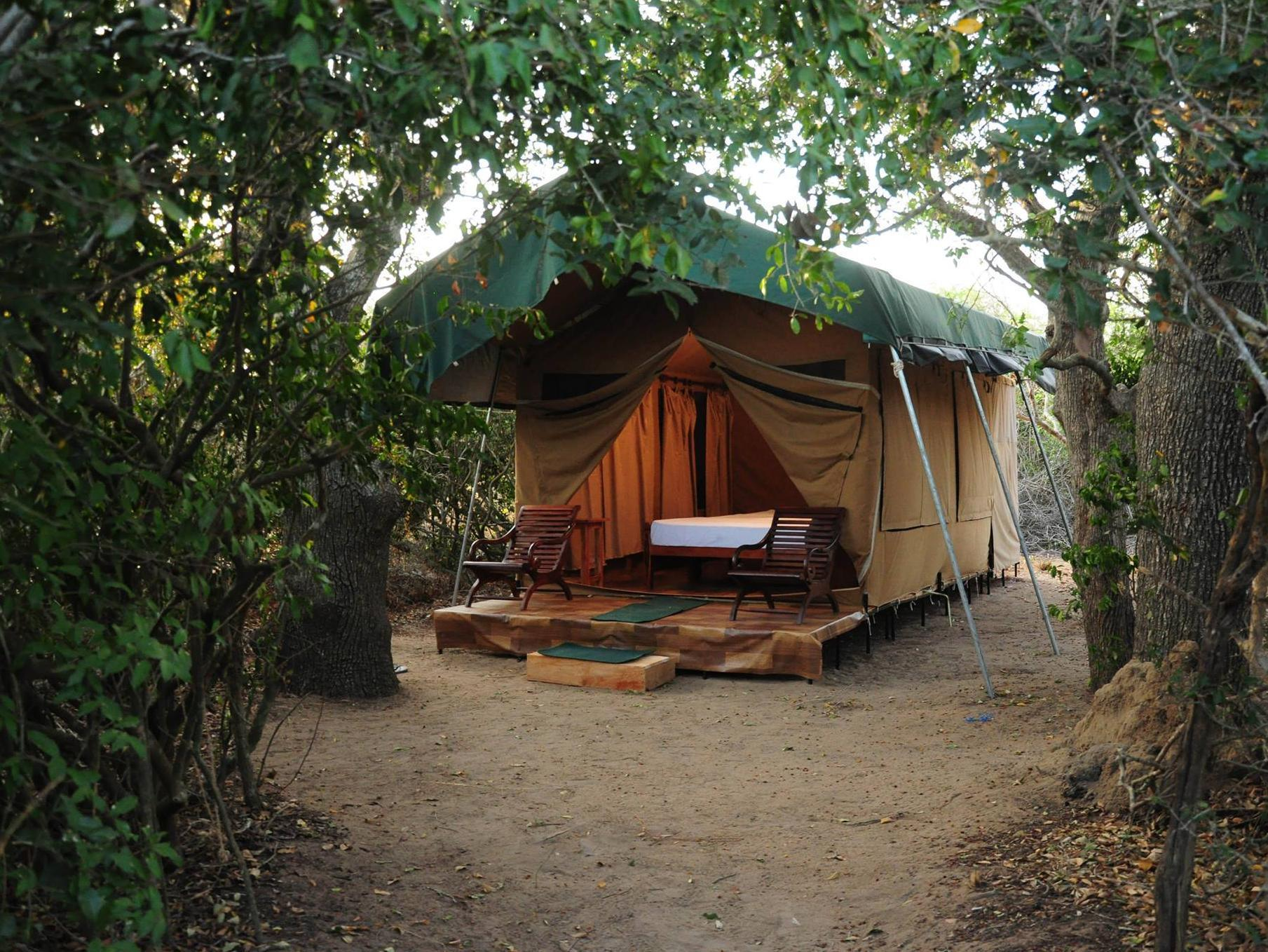 Yala Bear Safari Camp Tents - Hotels and Accommodation in Sri Lanka, Asia