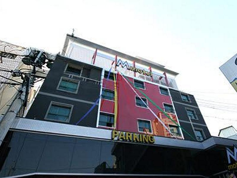 M Motel - Hotels and Accommodation in South Korea, Asia